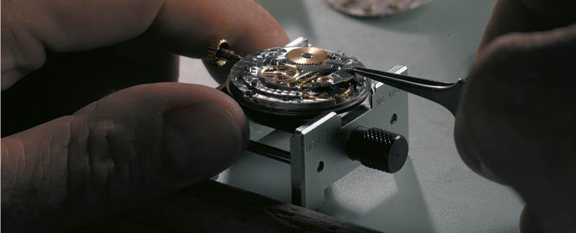 Reparatie/onderhoud horloges