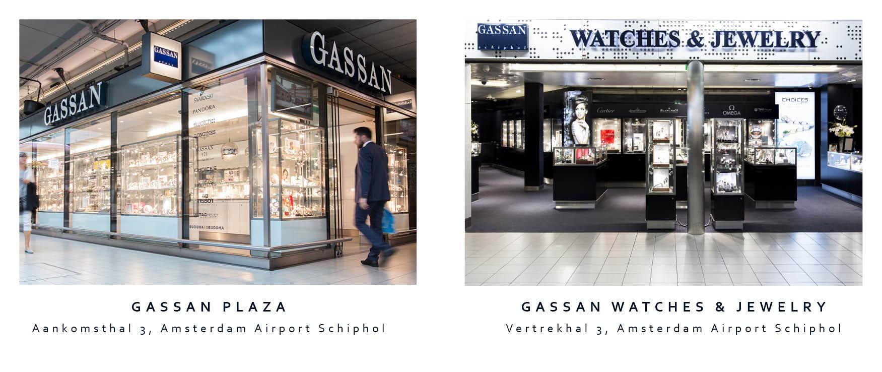GASSAN winkels voor en na security