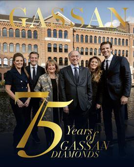 GASSAN Diamonds 75 jaar familie Leeser